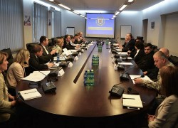 "Seminar - ""Complete Cycle of Bodyguard Training"" was conducted at Training Center"